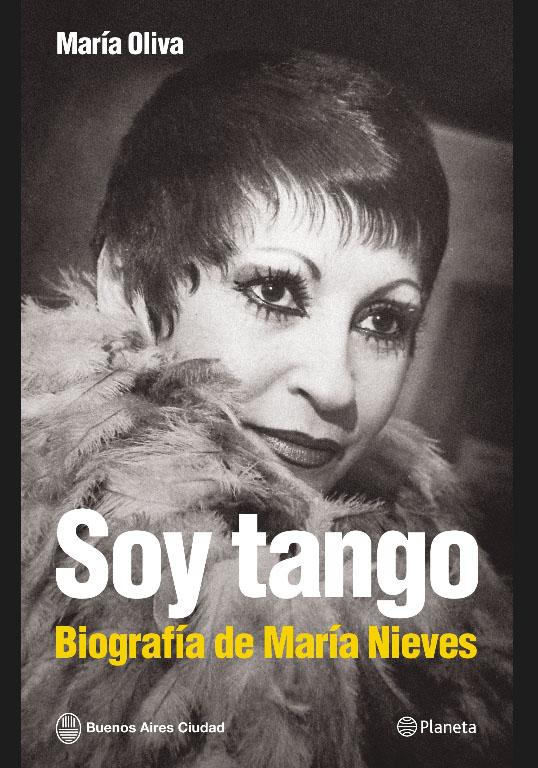 Libro sobre la vida de la bailarina más importante de toda la Historia del tango argentina